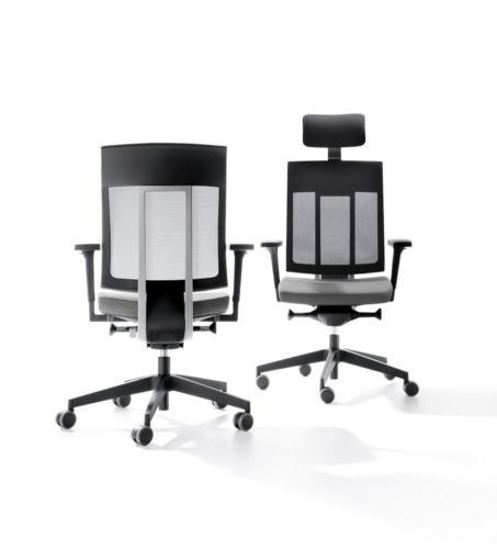 Fotele gabinetowe Xenon Net 07