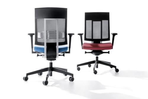 Fotele gabinetowe Xenon Net 08