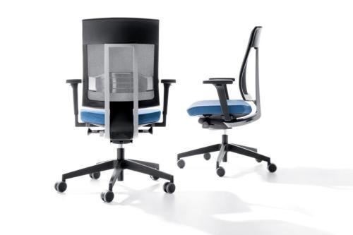 Fotele gabinetowe Xenon Net 09