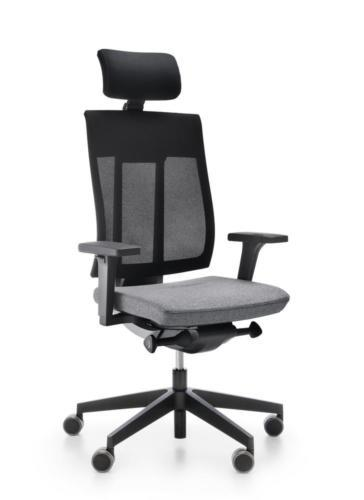 Fotele gabinetowe Xenon Net 10