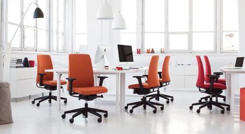 Fotele obrotowe Motto 02