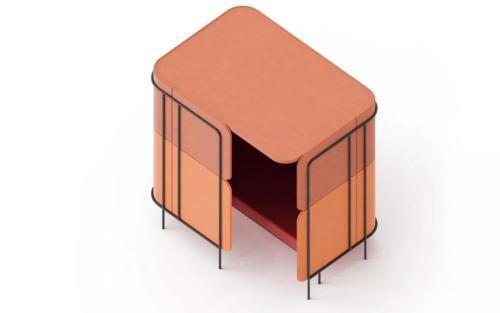 Kanapy i fotele Leaf Pod 15