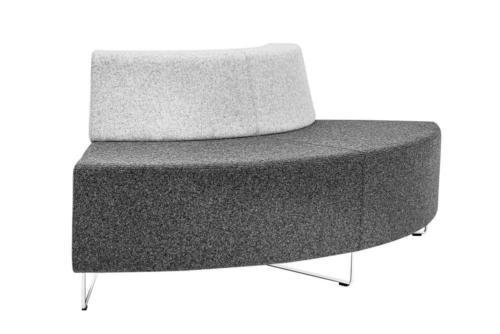 Kanapy i fotele Quadra 21