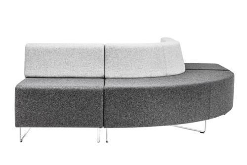 Kanapy i fotele Quadra 22
