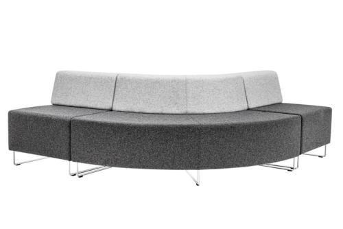 Kanapy i fotele Quadra 23