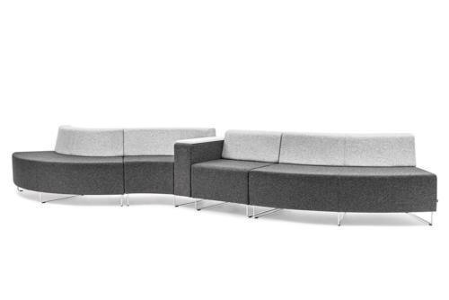 Kanapy i fotele Quadra 25