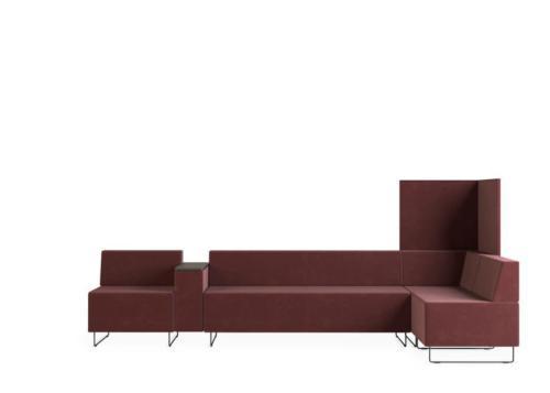 Kanapy i fotele Quadra 26