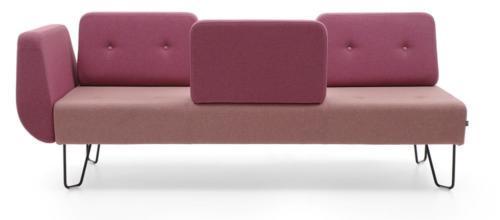 Kanapy i fotele U Floe 12