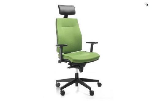 fotele gabinetowe Corr 09