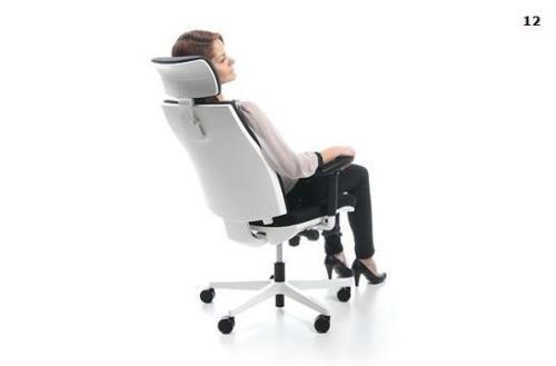 fotele gabinetowe Corr 12