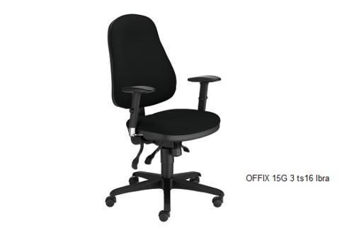 fotele pracownicze Offix 03