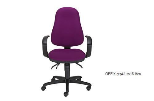 fotele pracownicze Offix 07